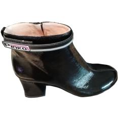 Bottines & low boots à talons Pinko  pas cher
