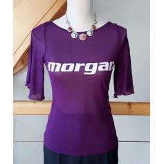 Top, tee-shirt Morgan  pas cher