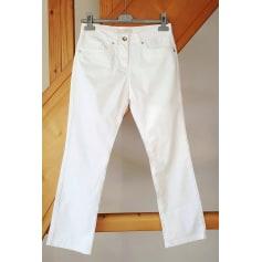 Pantalon droit Guess  pas cher