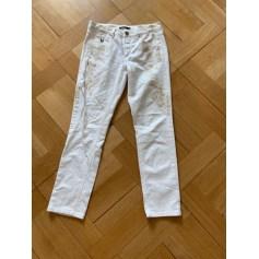 Jeans slim Gianfranco Ferre  pas cher