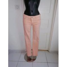 Pantalon slim, cigarette Bonobo  pas cher