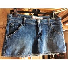 Jupe en jean MNG Jeans  pas cher