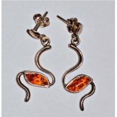 Boucles d'oreilles Balticambre  pas cher