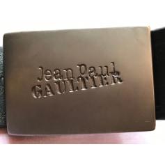 Ceinture large Jean Paul Gaultier  pas cher