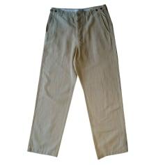 Pantalon droit Stone Island  pas cher