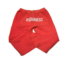 Slim Fit Pants Dsquared2