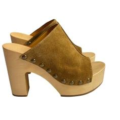 Sandales à talons Veronique Branquinho  pas cher