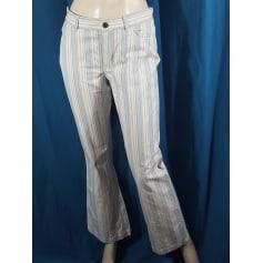 Pantalon droit Weekend Max Mara  pas cher