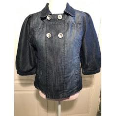 Manteau en jean Morgan  pas cher