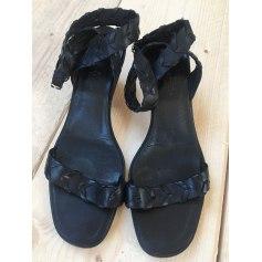 Sandales à talons Hermès  pas cher