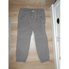 Pantalon carotte Morgan  pas cher