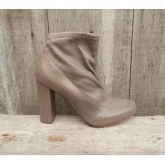 Bottines & low boots à talons Chloé  pas cher