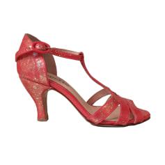 Sandales à talons Repetto  pas cher