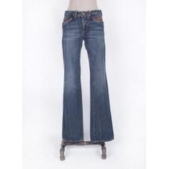Jeans évasé, boot-cut Sportmax  pas cher