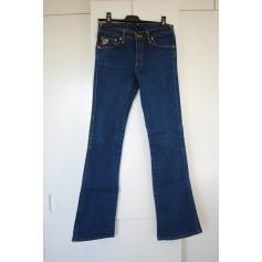 Jeans évasé, boot-cut Lois  pas cher