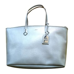 Lederhandtasche Ralph Lauren