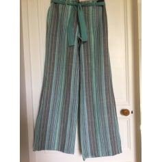 Pantalon large Kiabi  pas cher