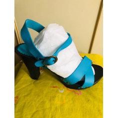 Sandales à talons Edeis  pas cher
