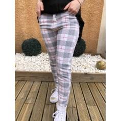 Pantalon slim, cigarette Monday Premium  pas cher