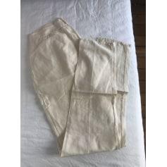 Pantalon droit American Vintage  pas cher
