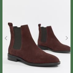 Bottines & low boots plates Asos  pas cher