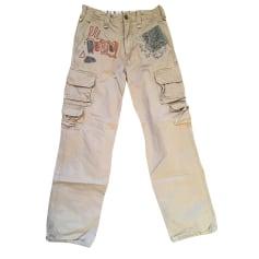 Wide Leg Pants Replay