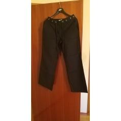 Wide Leg Pants Côté Femme