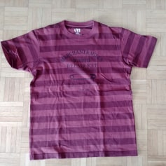 Tee-shirt Uniqlo  pas cher