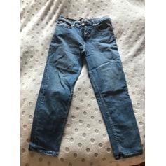 Pantalon droit MNG Jeans  pas cher