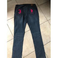 Jeans slim US Polo Assn  pas cher
