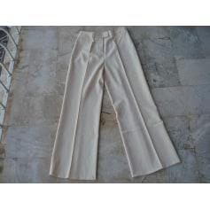 Pantalon droit Regina Rubens  pas cher