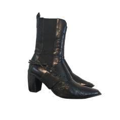 Bottines & low boots à talons Marithé et François Girbaud  pas cher