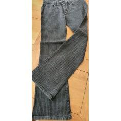Jeans évasé, boot-cut RALPH LAUREN POLO JEANS COMPANY  pas cher