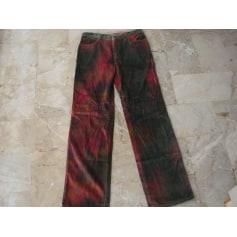Pantalon droit Ungaro  pas cher