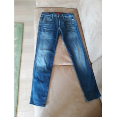 Pantalon slim Replay  pas cher