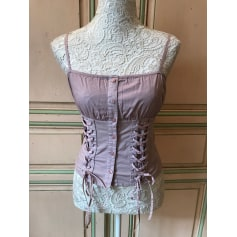 Bustier Pepe Jeans  pas cher