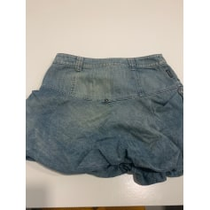 Jupe en jean Armani Jeans  pas cher