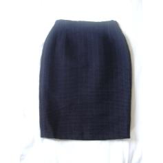 Jupe mi-longue Versace  pas cher