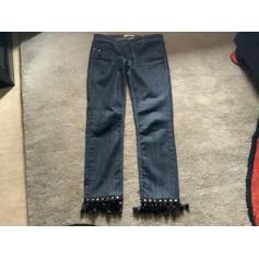 Straight-Cut Jeans  Chattawak