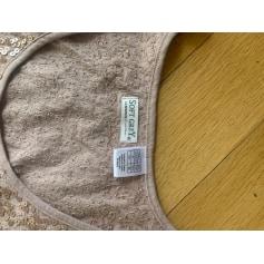 Robe courte Soft Grey  pas cher