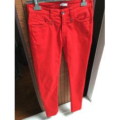 Jeans slim CKS  pas cher