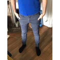 Pantalon slim Pull & Bear  pas cher