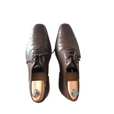 Chaussures à lacets Alain Manoukian  pas cher