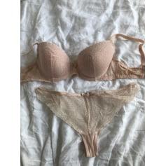 Ensemble, parure lingerie Monoprix  pas cher