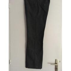 Pantalon évasé Monoprix  pas cher