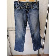 Jeans droit Corléone  pas cher