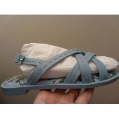 Sandales plates  Melissa & Jason Wu  pas cher