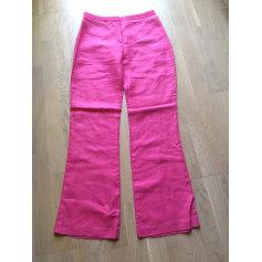 Pantalon droit Apostrophe  pas cher