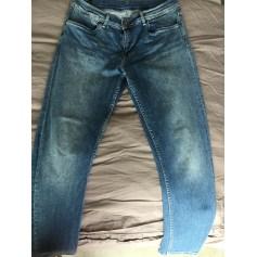 Jeans large, boyfriend Pepe Jeans  pas cher