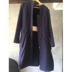 Manteau Vionnet  pas cher